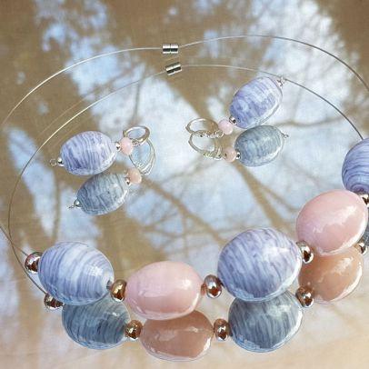 """Marble"" (Set €110.-)"