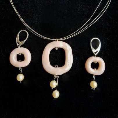 """""""Pearl"""" (Set €70.-)"""