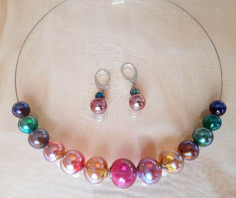 """Rainbow"" ( Set €160.- )"